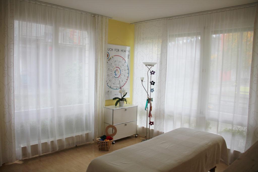 Behandlungsraum Ost Barbara Schönenberger