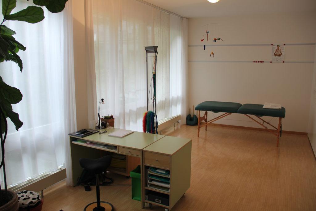 Behandlungsbereich Irene Stelzer